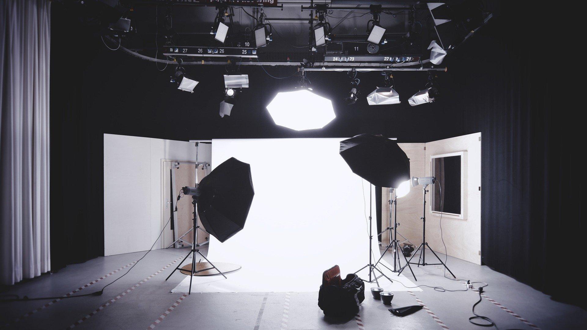 TikTok Content Produktion im Studio